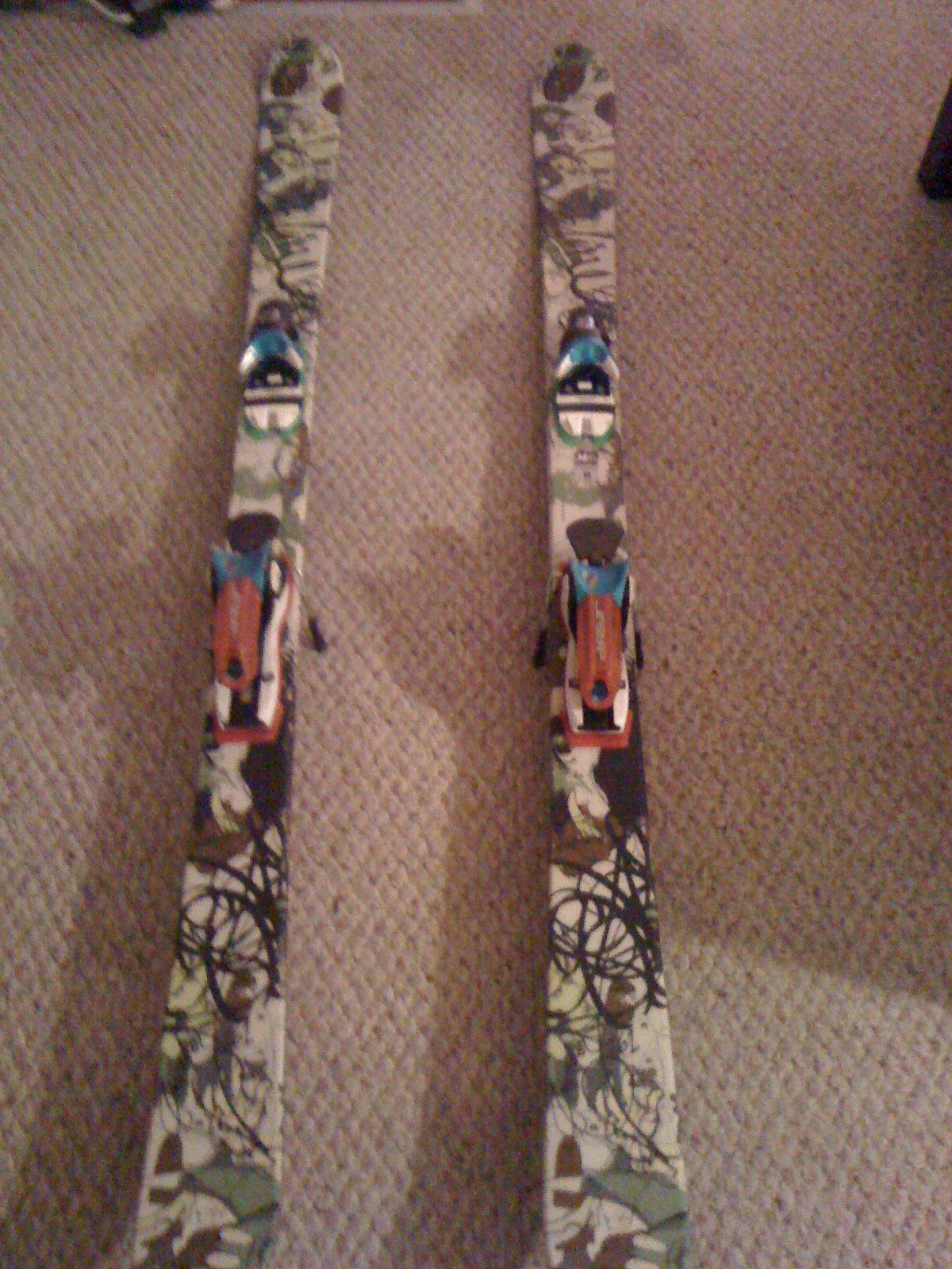 My sticks