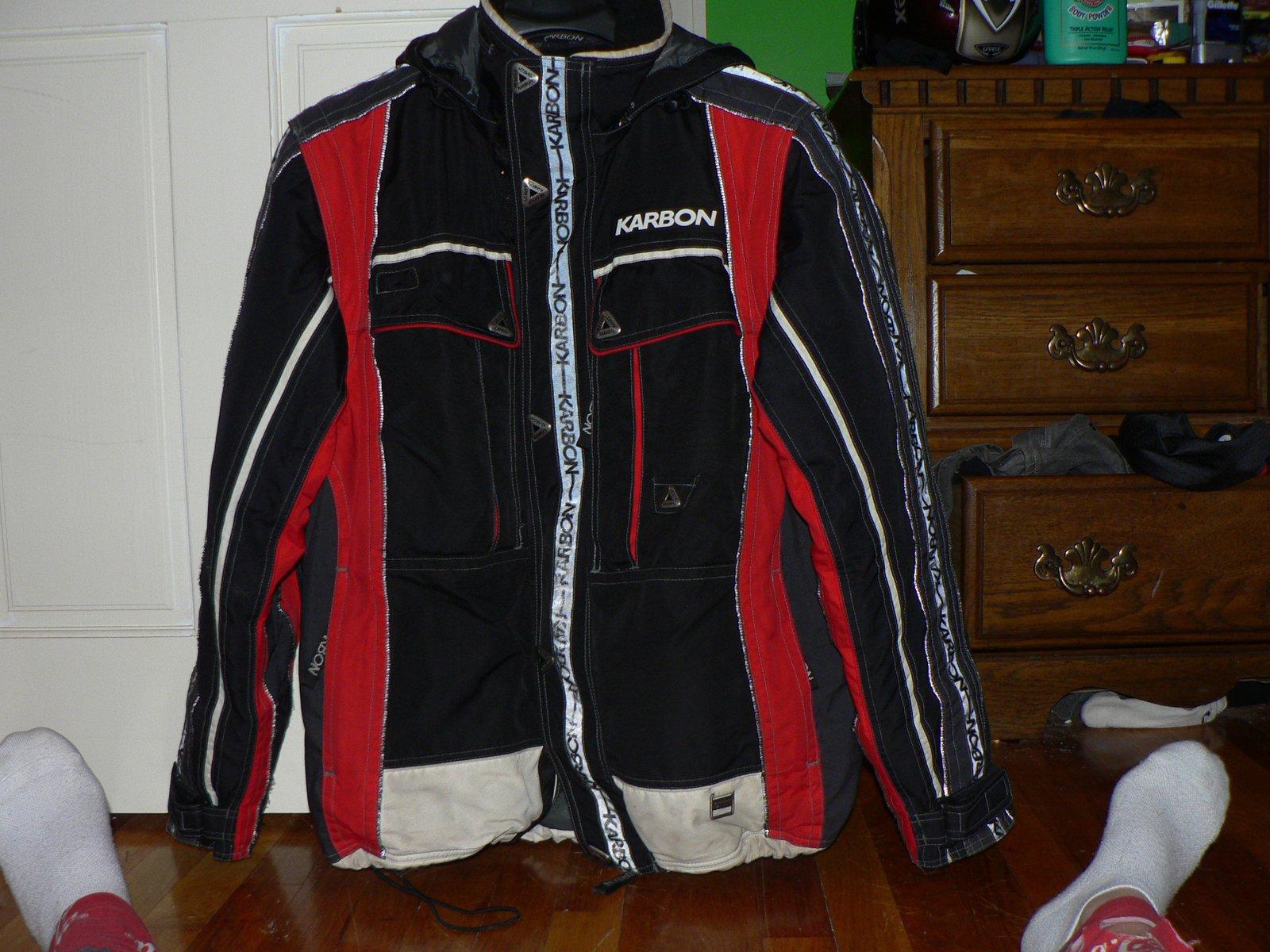 Large Karbon Jacket