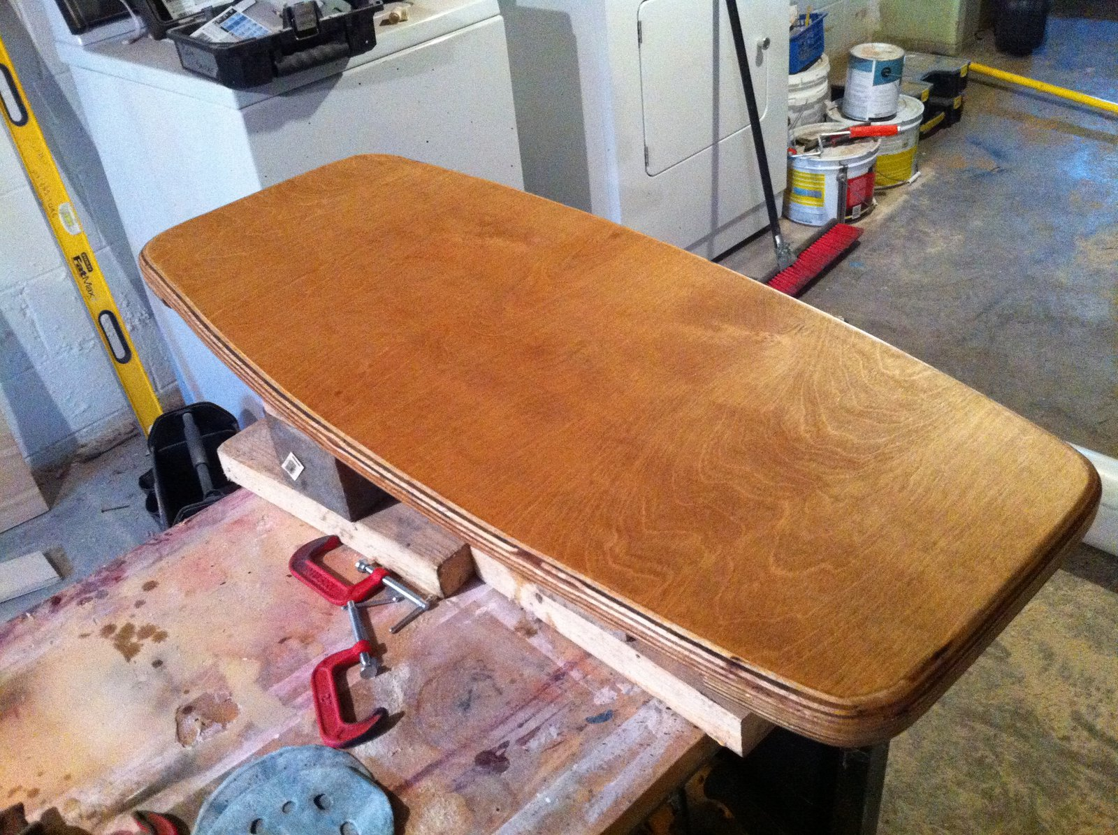 Stained Balance Board
