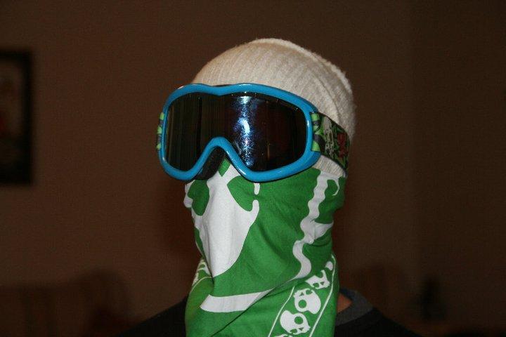New ski stuff