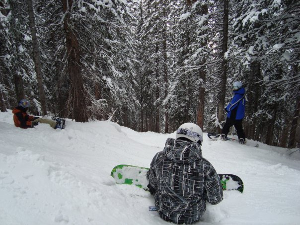 Vail Woods
