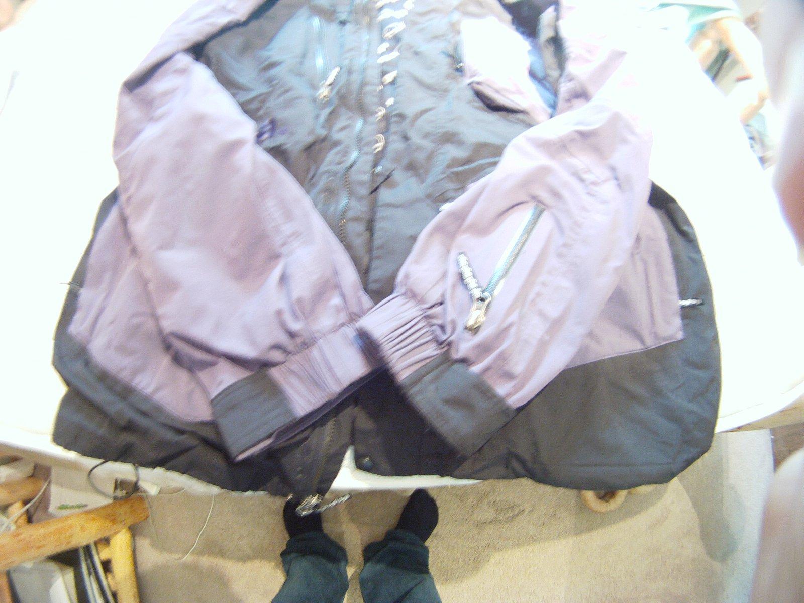 Cuffs on xl saga for sale