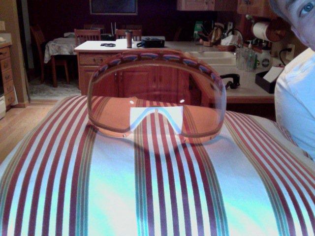 Brand new persimmon lens FS