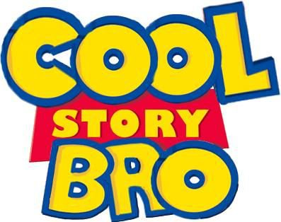 Toy story bro