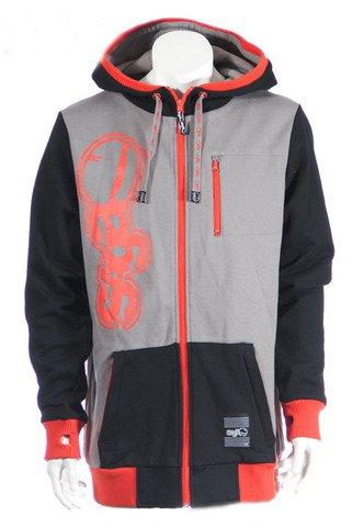 Zipster zip up hoodie