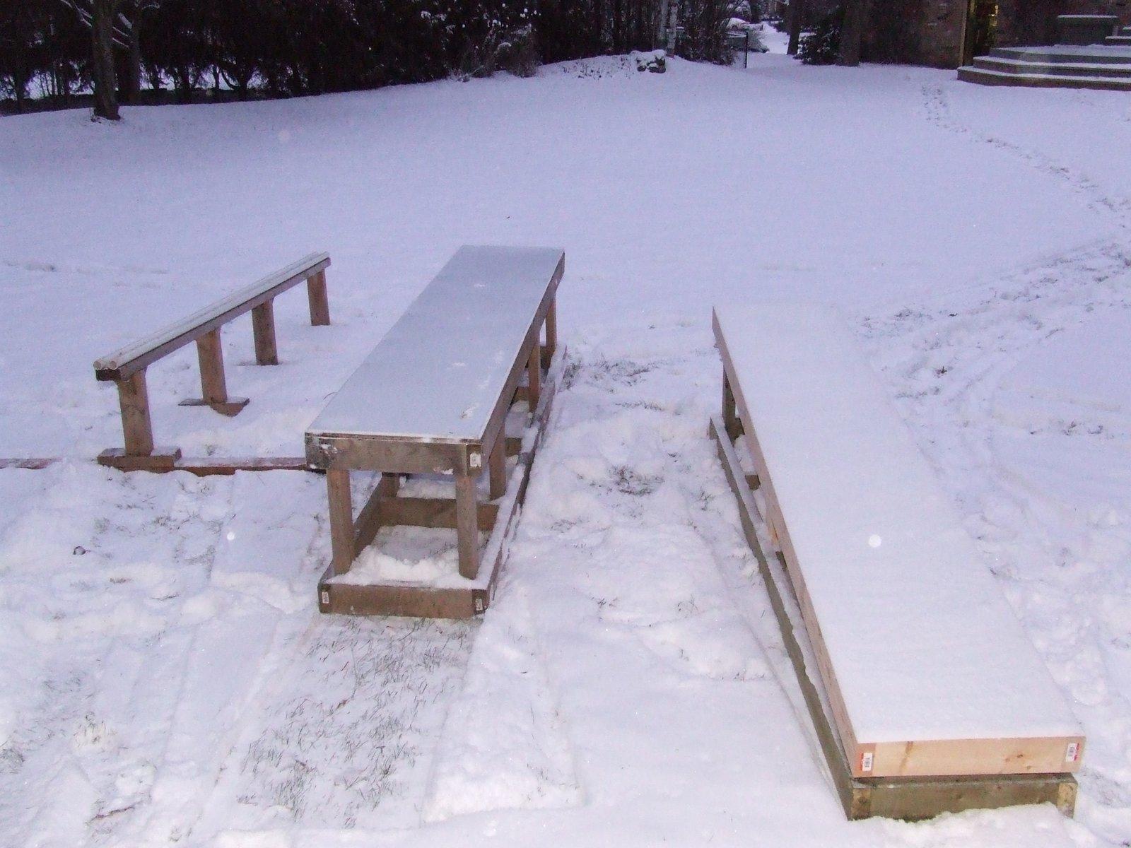 Backyard Setup - 4 of 5