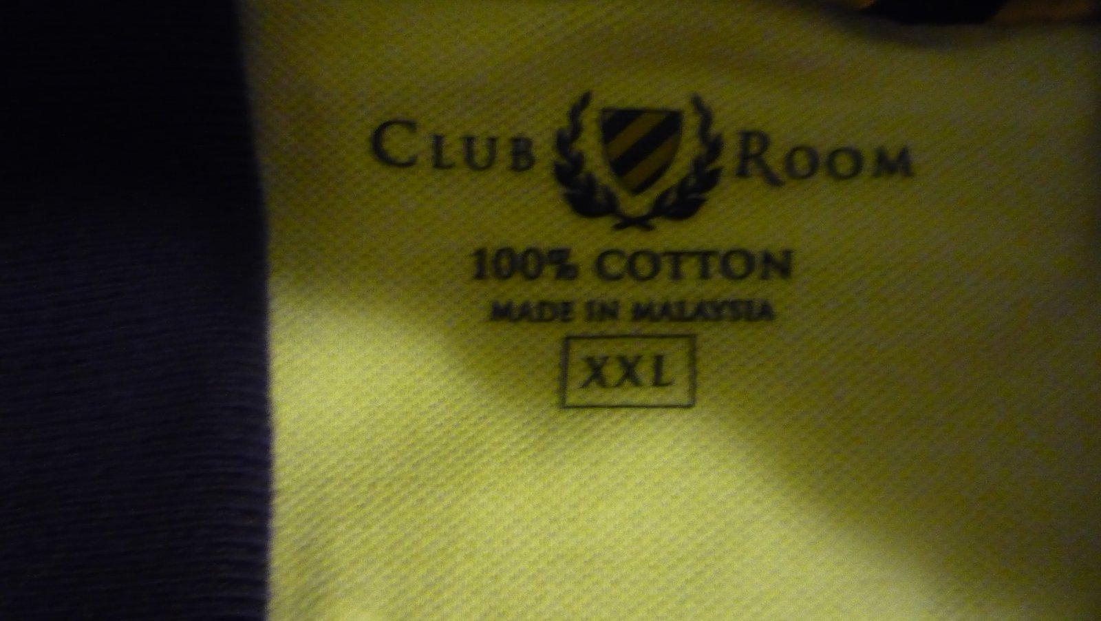 Club Room Polo