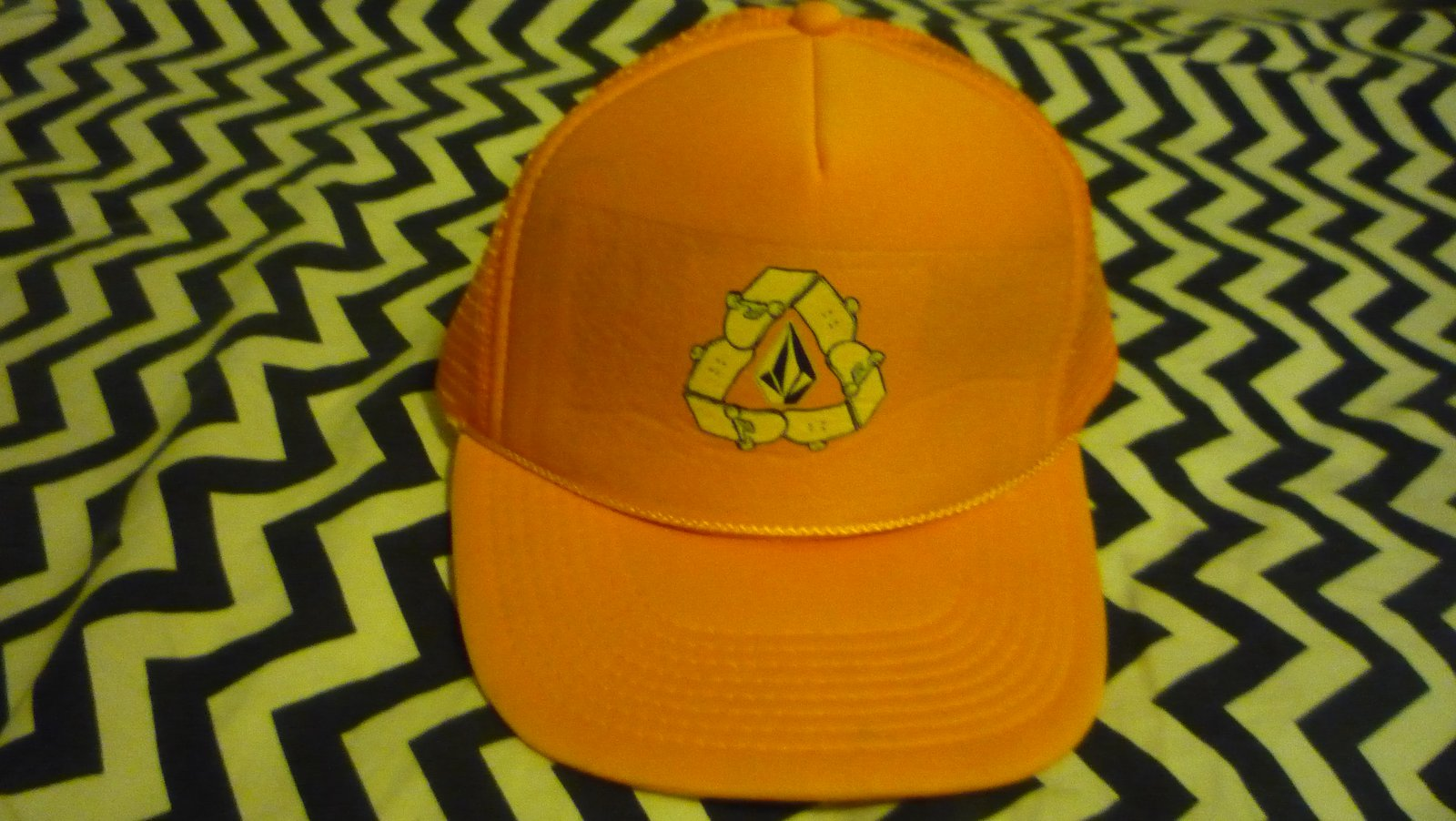 Volcom Hat Front