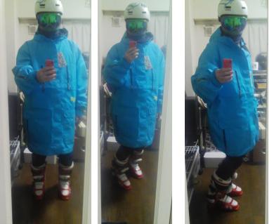 2010 XL hybrid TOO jacket
