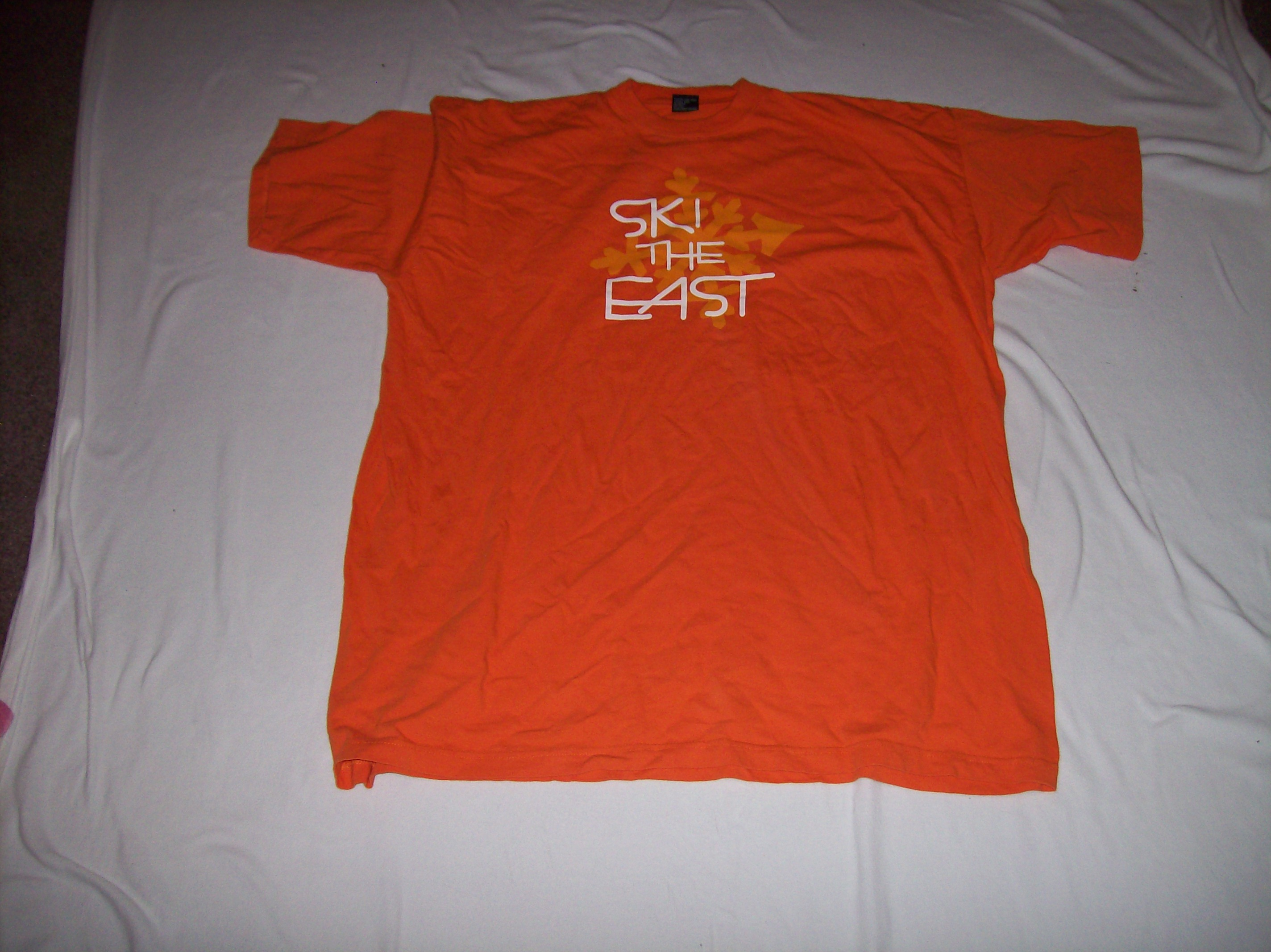 FS: 4xl ski the east shirt