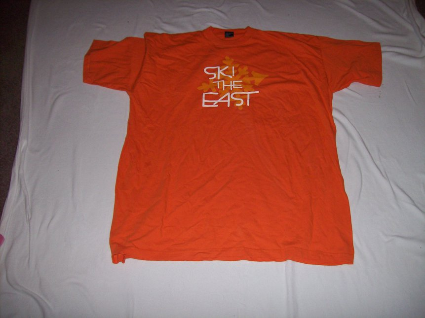 FS: 4xl ski the east shirt