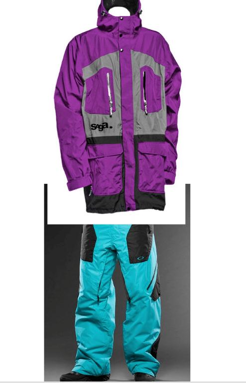 Outerwear?