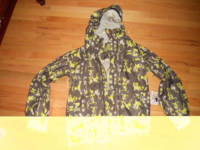 Quicksilver jacket