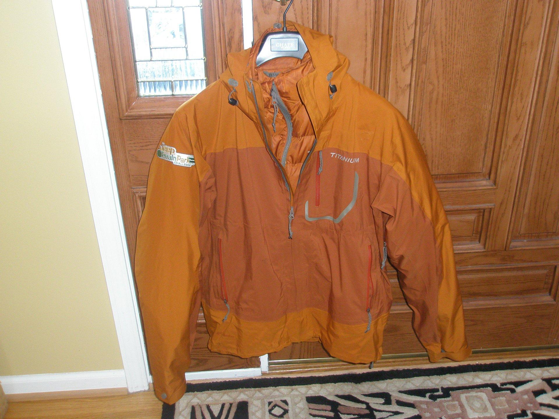 Sale - Colombia Titanium Jacket