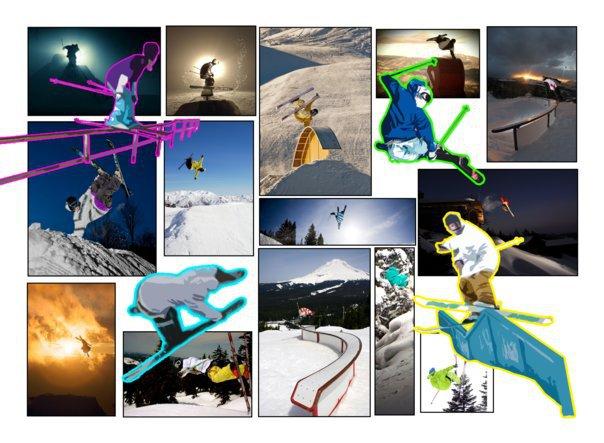 Skiing is Amazing.