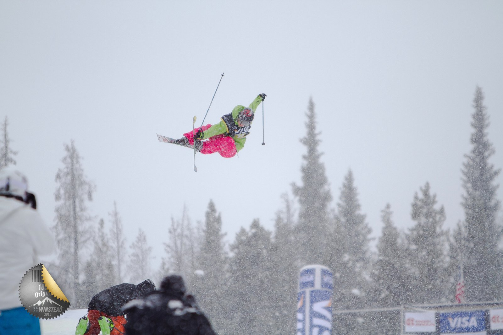 Visa Halfpipe Competition