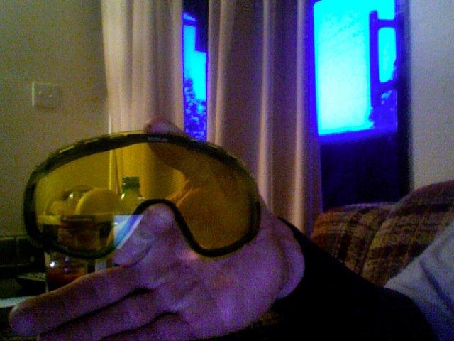 Spy lens