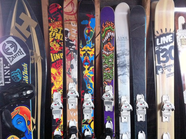 Skis for sale - 3 of 3