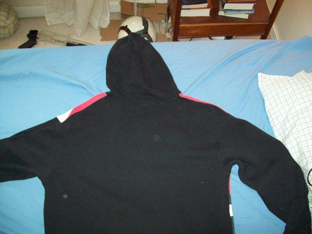 Jib hoodie back