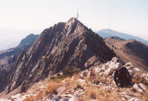 Mt Ogden / Finger Chutes [SUMMER]