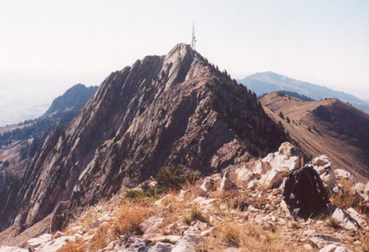 Mt Ogden / Finger Chutes [SUMMER]