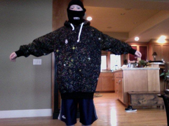 Atmosphere hoodie