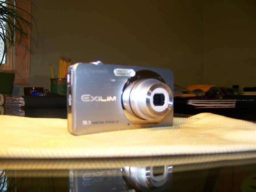 Casio Exilim 8.1 mp camera