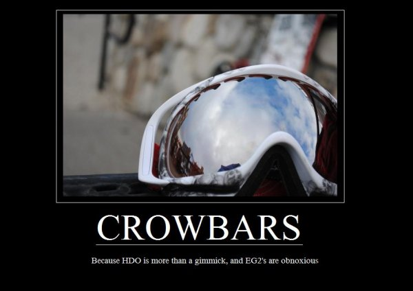 Crowbars