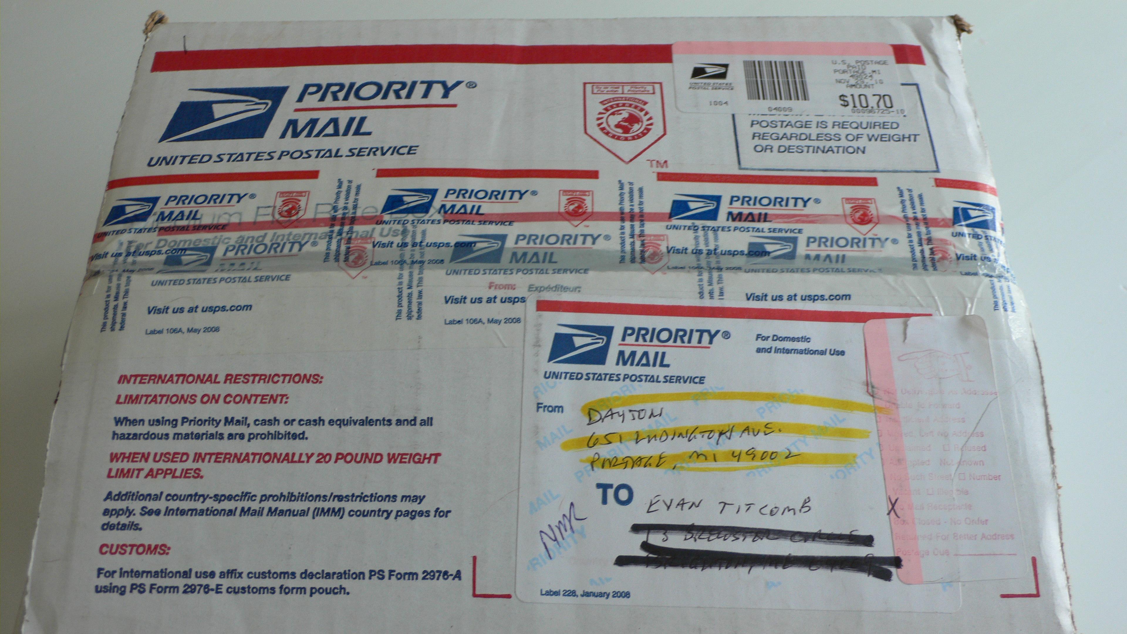 Shipped...