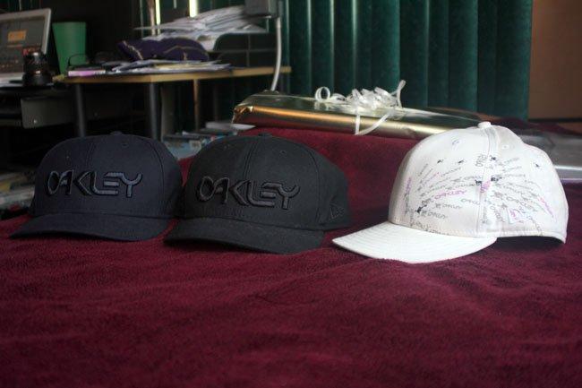 FS: Oakley Hats