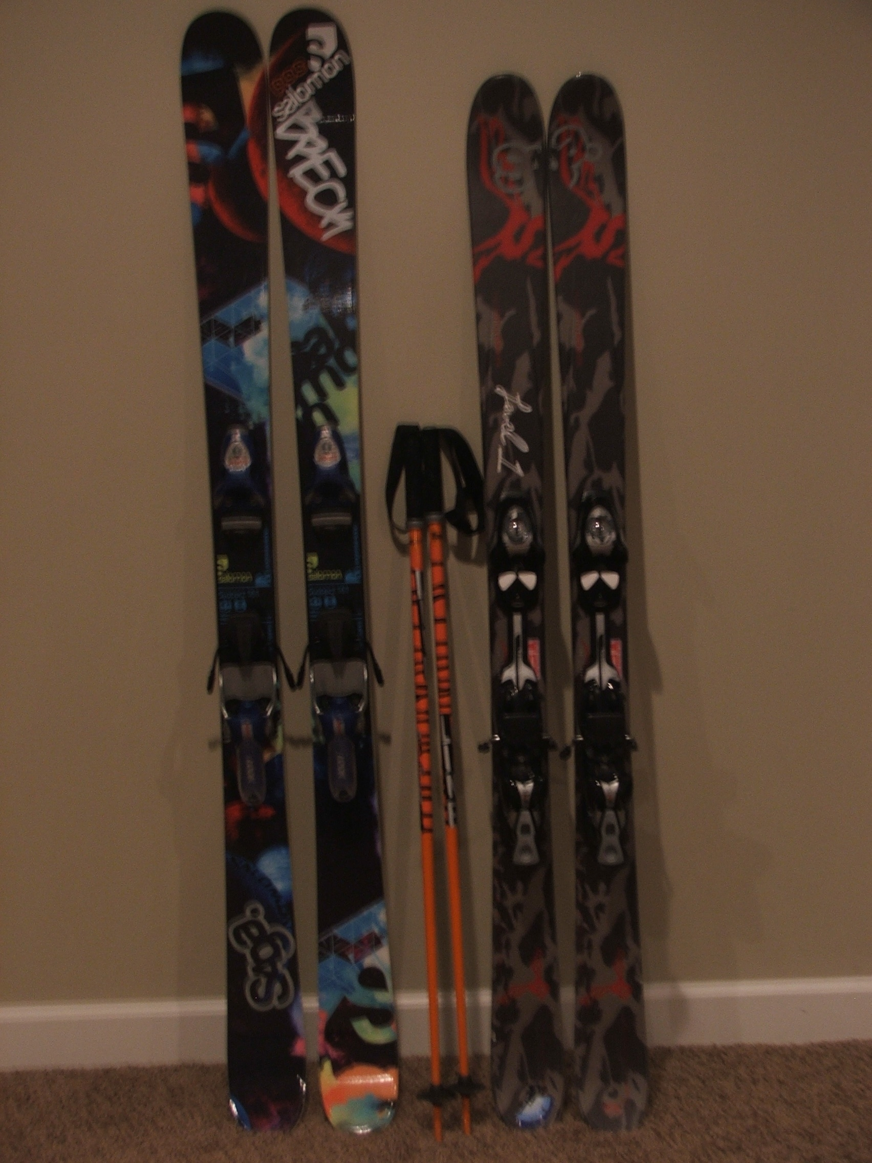 My 2010- 2011 Quiver