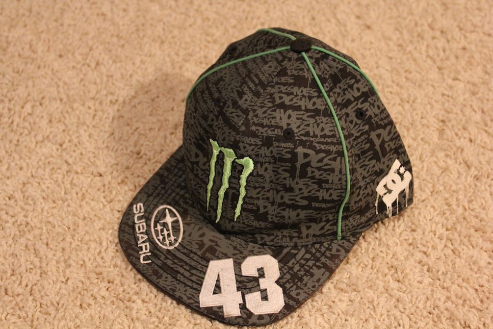 Monster Ken Block hat