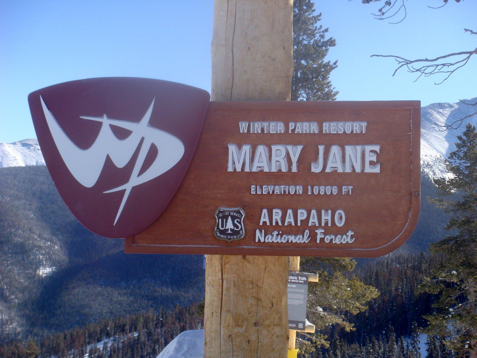 Mary Jane - Get it???