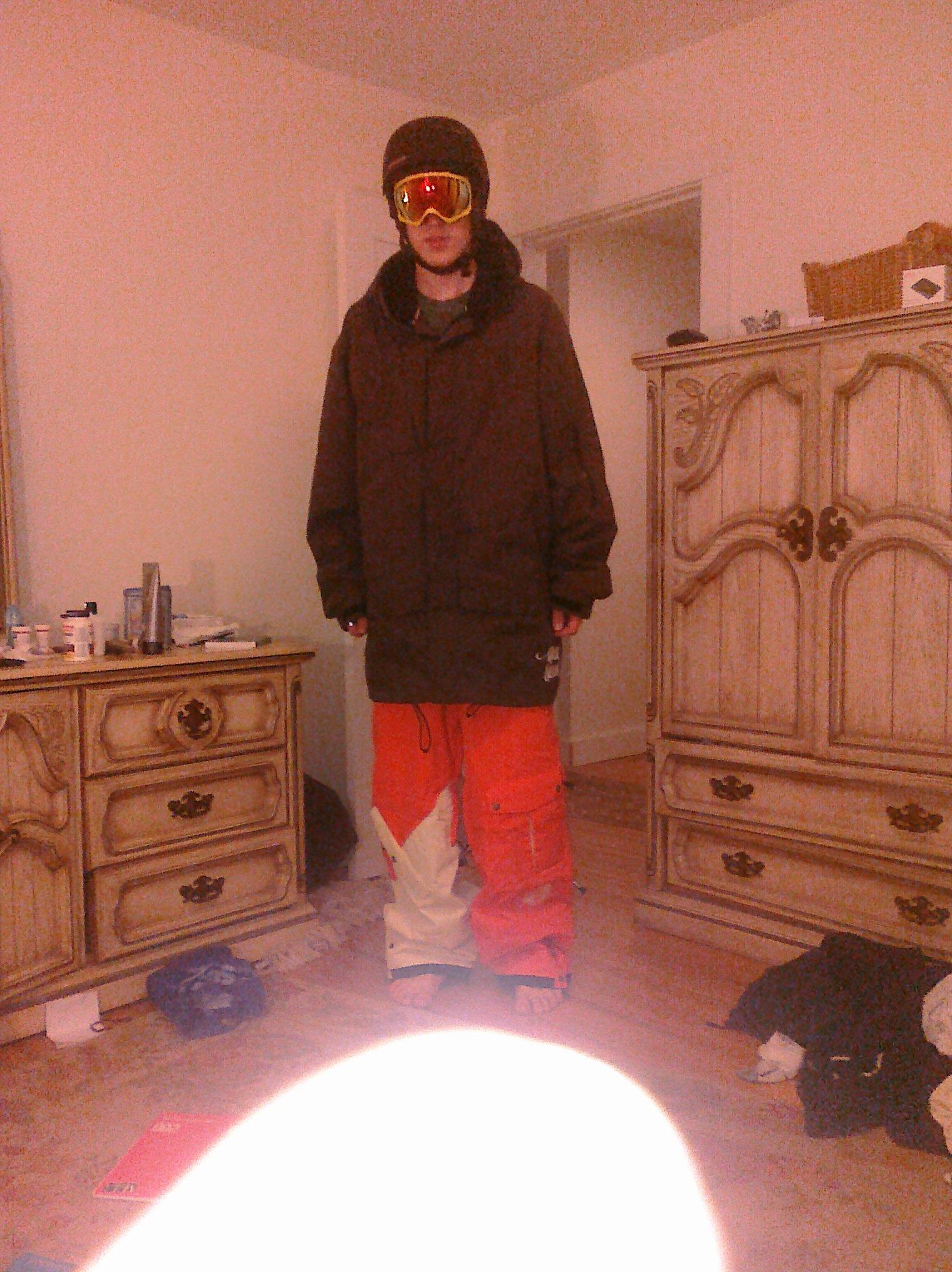 LDC pants with jacket