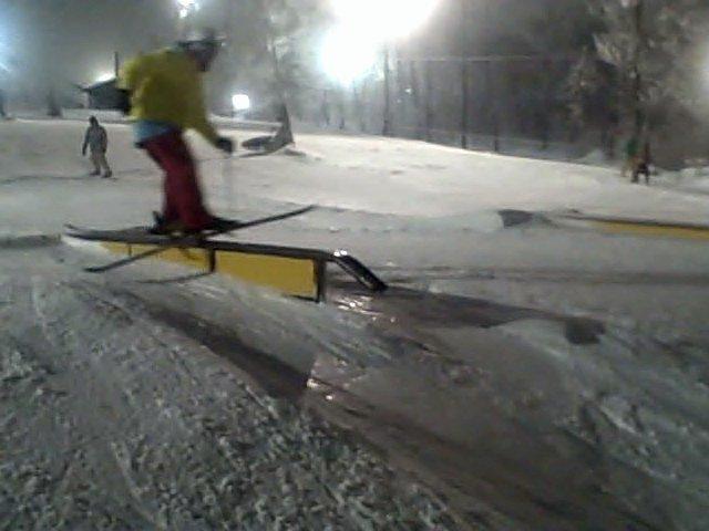 Little rail