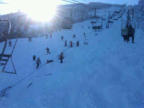Sugarloaf lift accident
