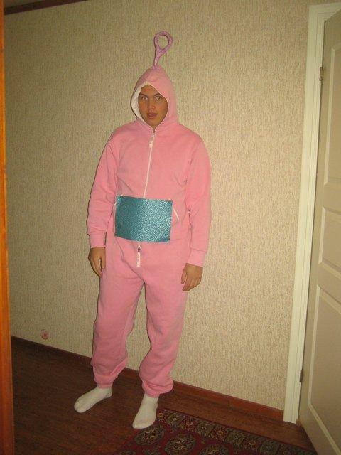 Mah costume!
