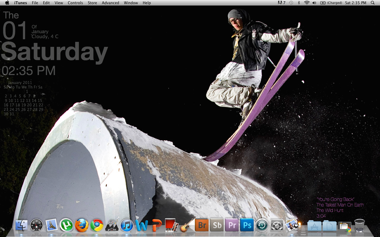 Desktop for thread