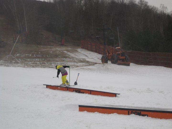 Loon pre season rail
