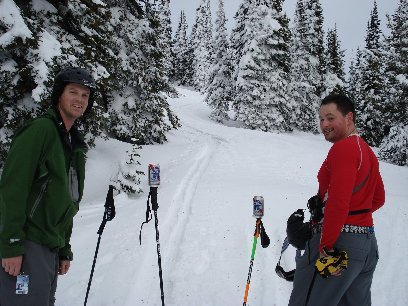 Schweitzer backcountry