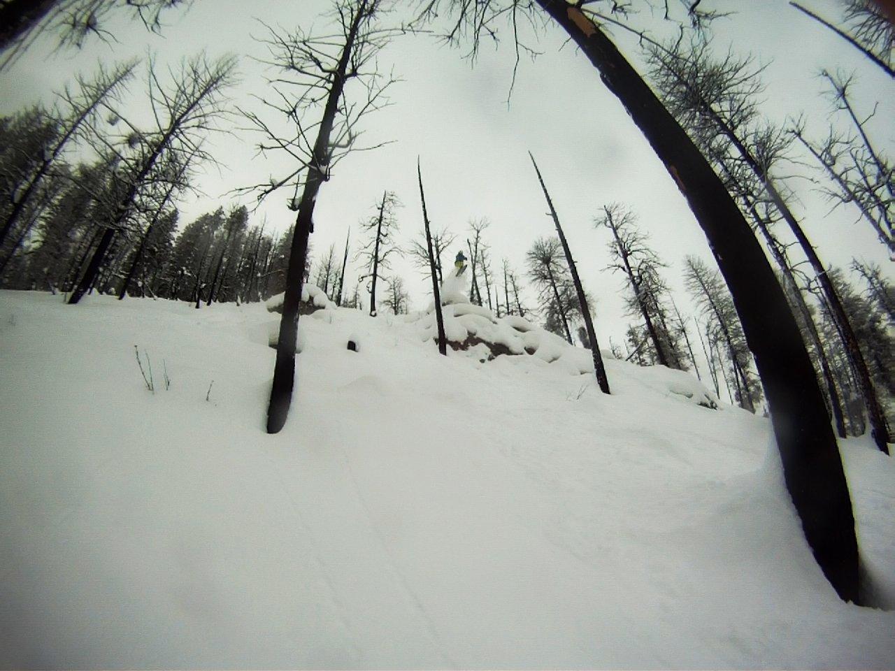 GoPro Cliff