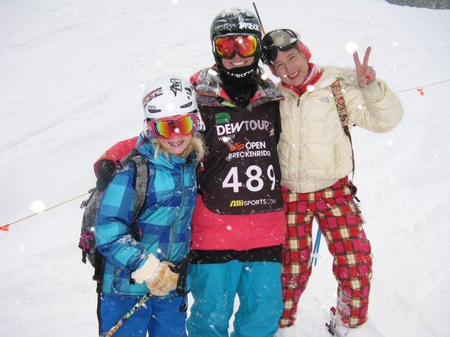 Keri Herman at Breck Dew