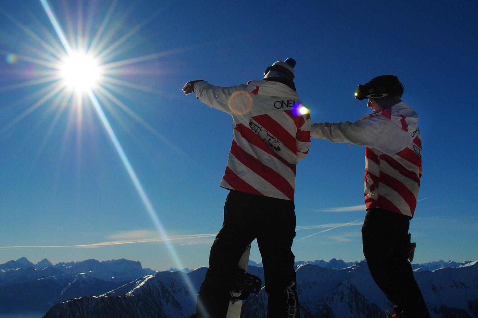 Speikboden ski-area italy