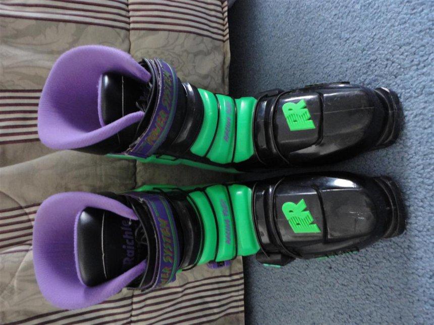 Raichle 26.5 boots
