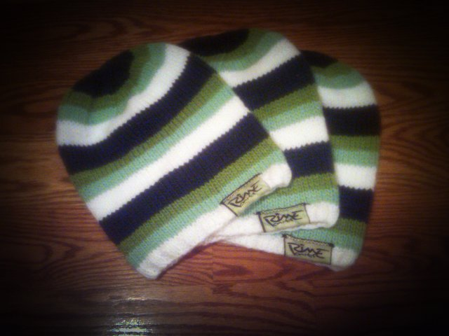Frosty Greens