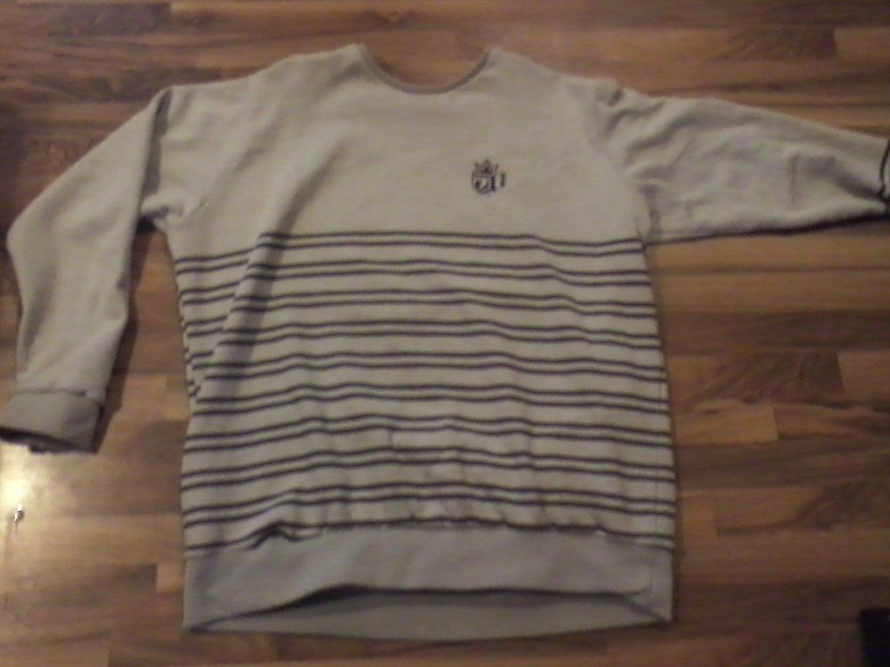 10/11 Jiberish Grey Stacked