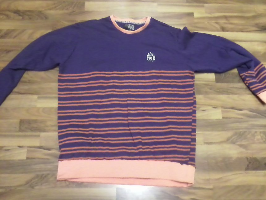 Jiberish purple stacked 4xl - 1 of 2
