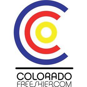 Colorado FreeSkier Logo