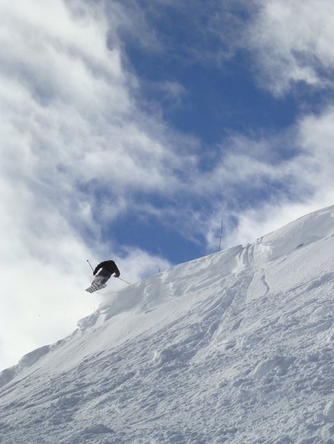 Nose Butter 3 off a Cornice