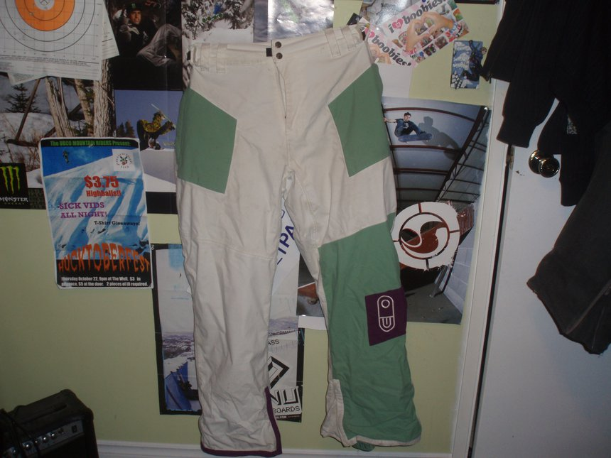 Airblaster pants